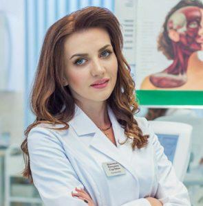 Власенко Катерина косметолог в Киевк