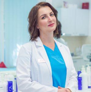 Зубленко Наталия косметолог Киев