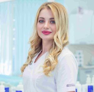 Анна Ткачева косметолог Киев